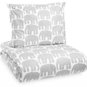 Finlayson Pussilakanasetti Elefantti 150 x 210 cm Harmaa
