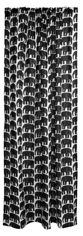 Finlayson Verho Elefantti Musta