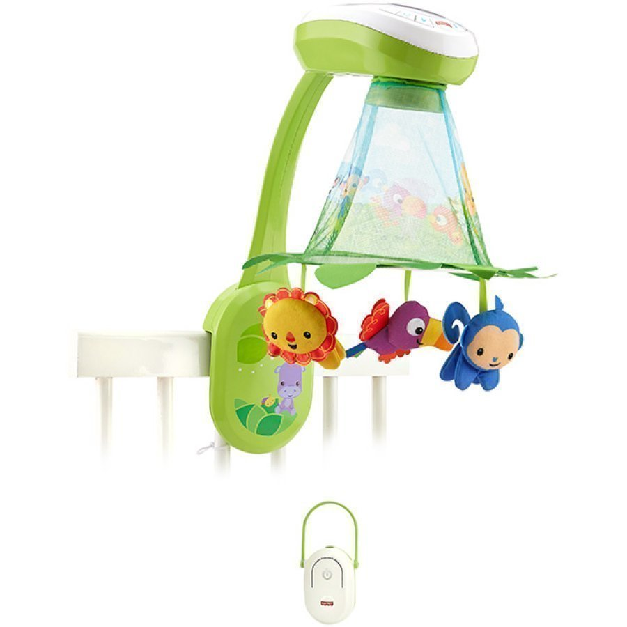 Fisher Price 2 In 1 Rainforest Musiikkimobile