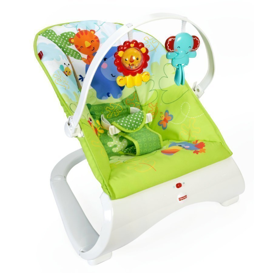 Fisher Price Comfort Kurvi Sitteri