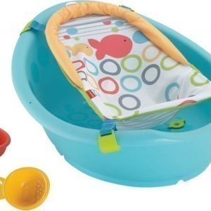 Fisher-Price Kylpyamme Rinse and Grow Tub