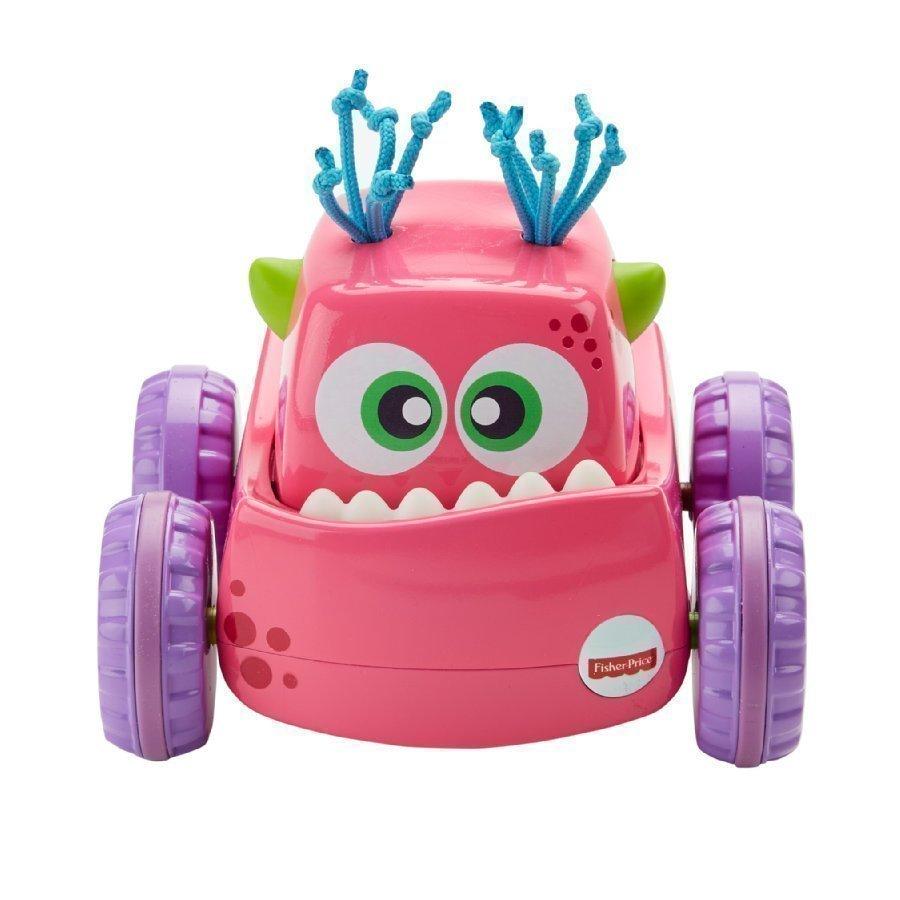Fisher Price Nyt Mennään Monster Truck Pinkki