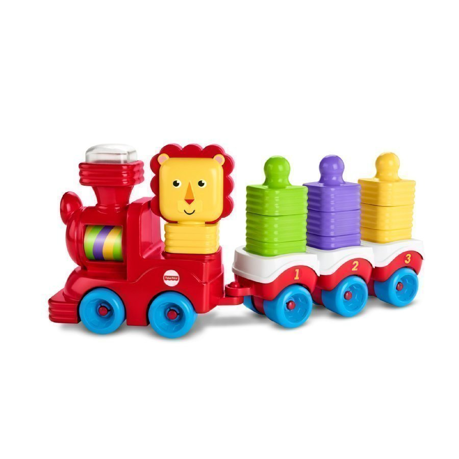 Fisher Price Palikkajuna Leijona