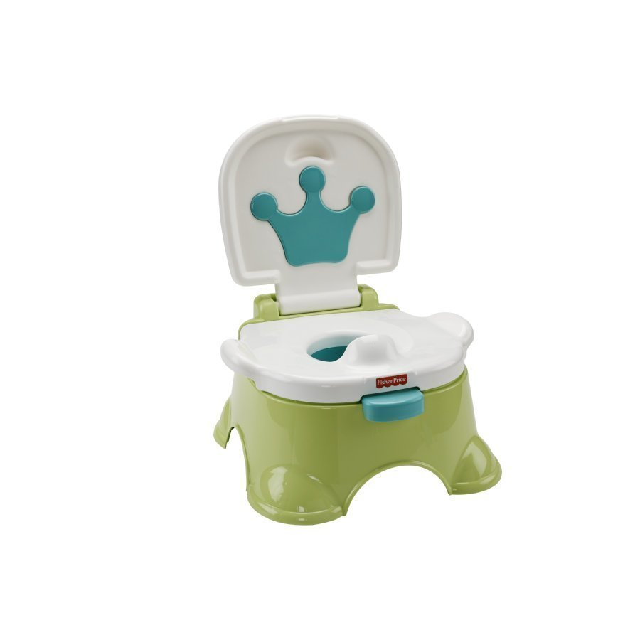 Fisher Price Potta Royal Stepstool Potty