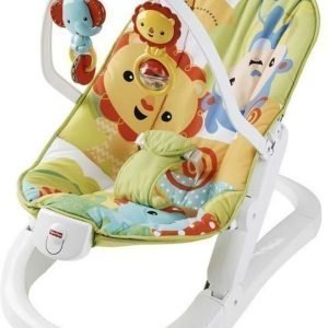 Fisher-Price Rainforest Friends Toddler Rocker