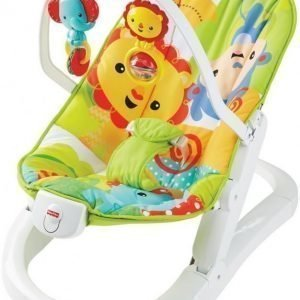 Fisher-Price Sitteri Fun and Fold Bounser