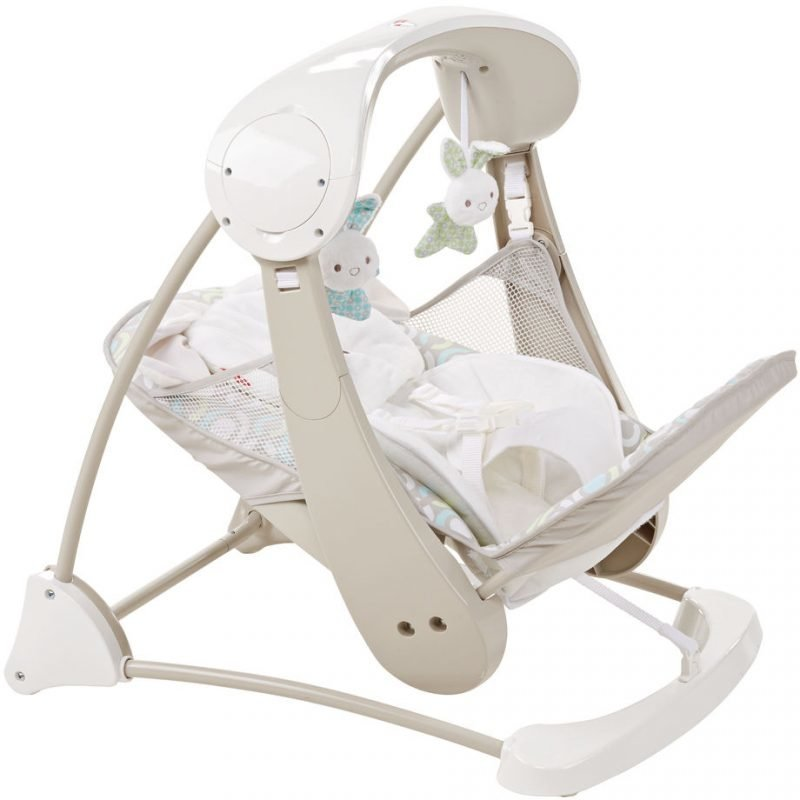 Fisher-Price Vauvakeinu Take along Swing