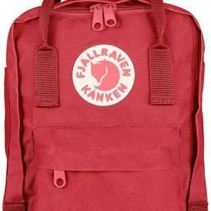 Fjällräven Kånken Mini Reppu Deep Red