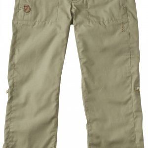 Fjällräven Kids Abisko Shade Trousers Kesähousut Savanna