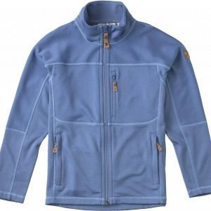 Fjällräven Kids Abisko Trail Fleece Fleecetakki Blue Ridge