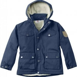Fjällräven Kids Greenland Jacket Retkeilytakki Sininen