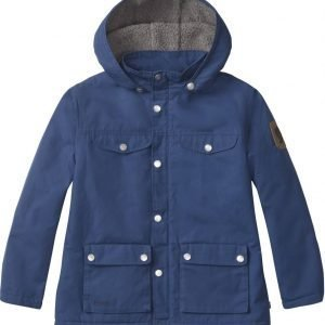 Fjällräven Kids Greenland Winter Jacket Talvitakki Night Blue