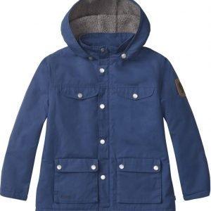 Fjällräven Kids Greenland Winter Jacket Talvitakki Night Blue