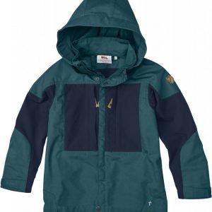 Fjällräven Kids Keb Jacket Retkeilytakki Glacier