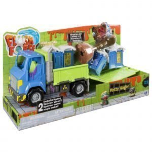 Flush Force Potty Wagon Ajoneuvo