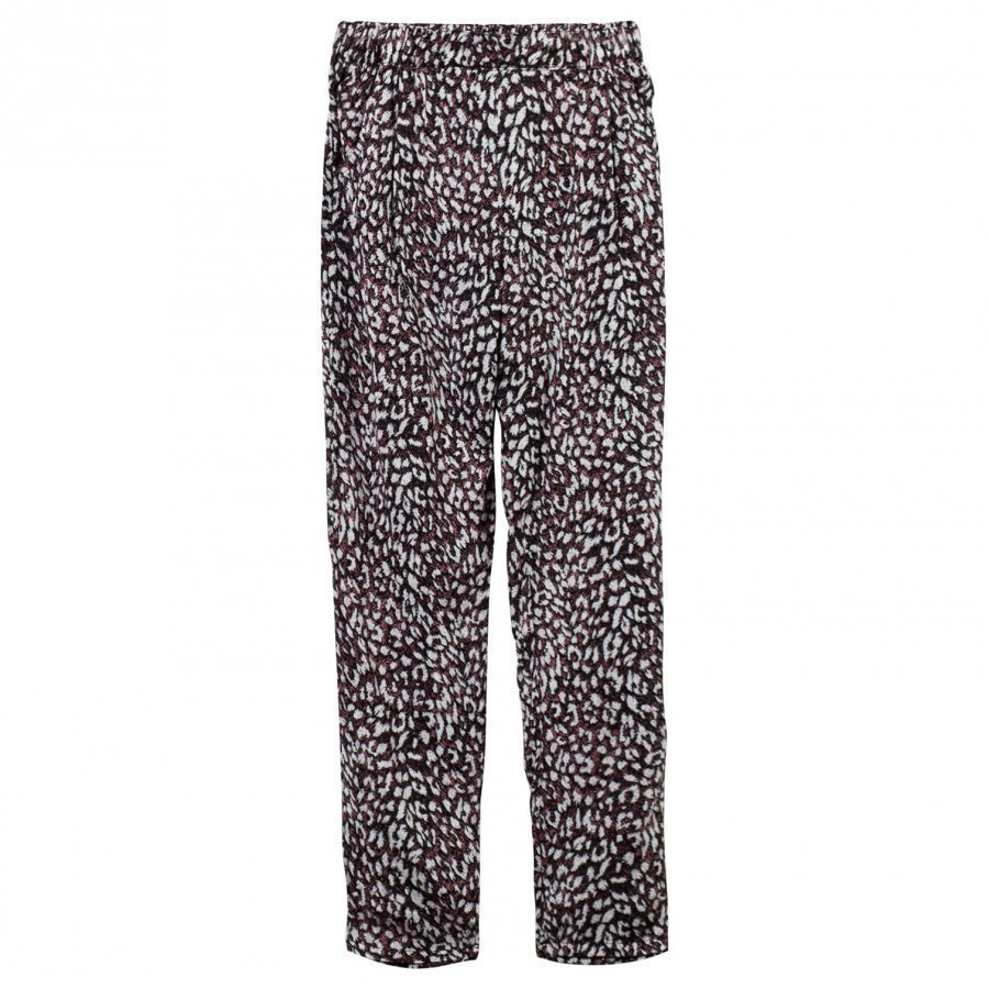 Frankie & Liberty Jave Pant Multi Color Housut