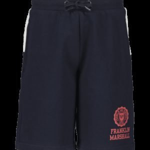 Franklin & Marshall Colour Block Sweat Shorts Shortsit