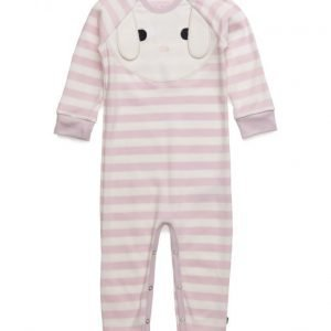 Freds World Bunny Stripe Bodysuit