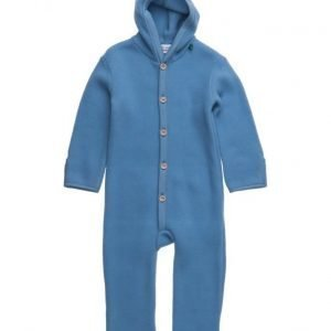Freds World Wool Fleece Suit With Hood