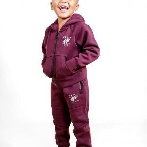 Fresh Ego Kid Tech Tracksuit Punainen