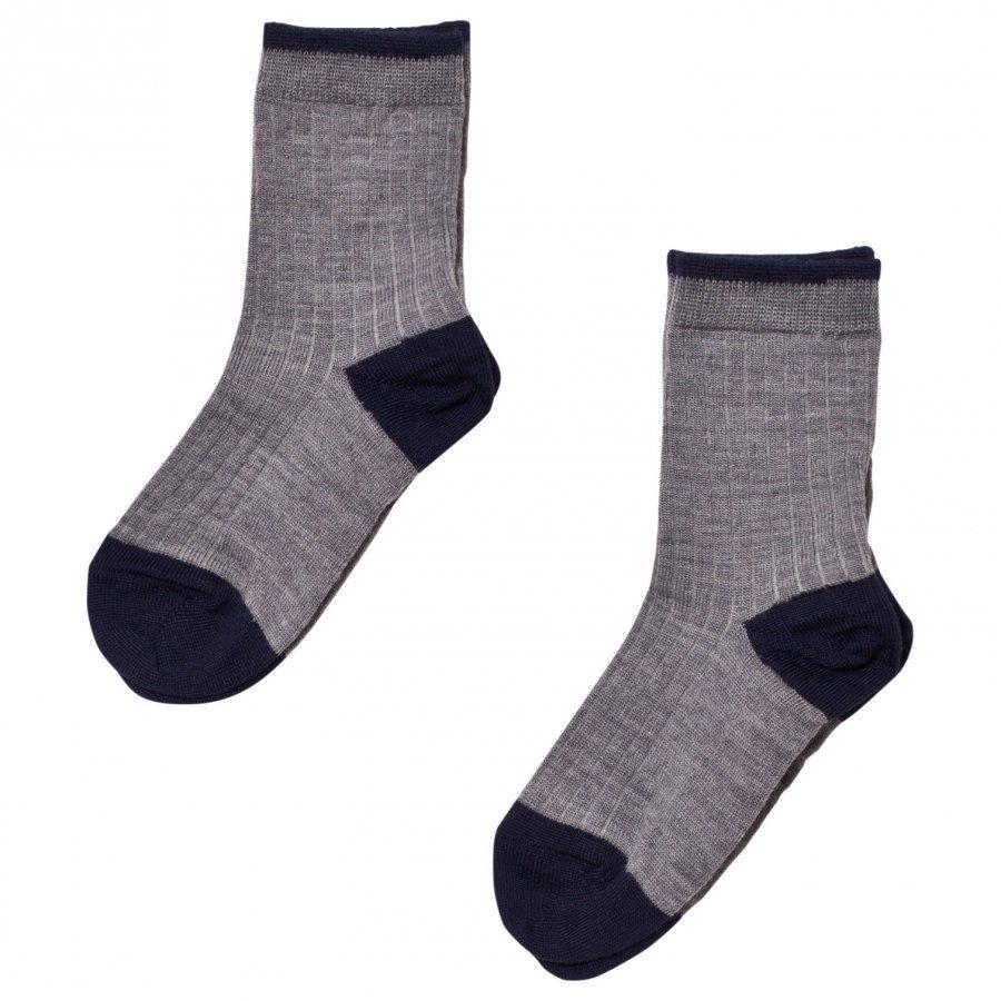 Fub 2 Pack Socks Grey Sukat