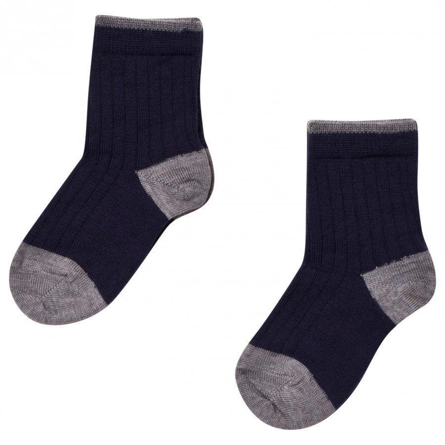 Fub 2 Pack Socks Navy Sukat
