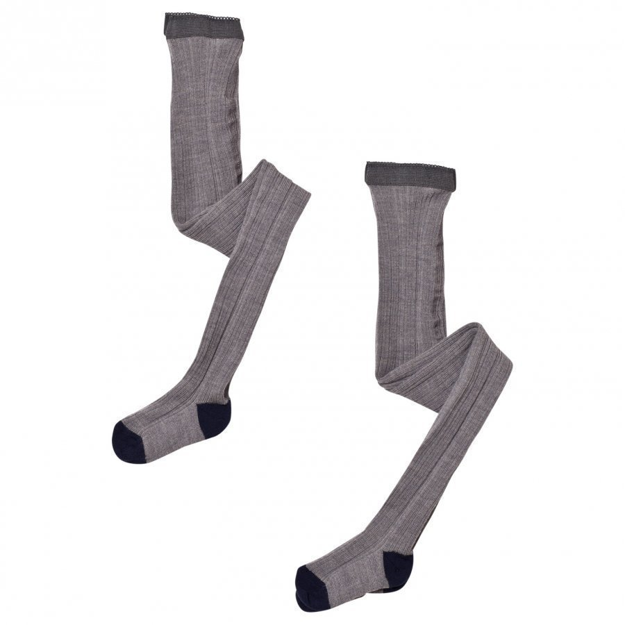 Fub 2 Pack Tights Grey Sukkahousut