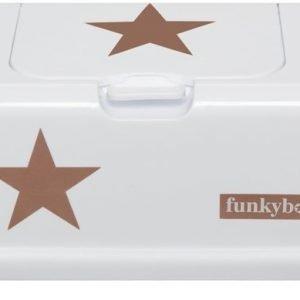 Funkybox Säilytysrasia puhdistuspyyhkeille Kupari