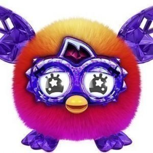 Furby Furbling Orange to Pink