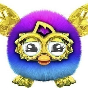 Furby Furbling Purple to Blue