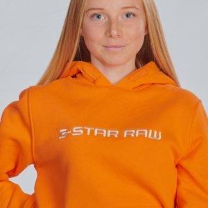 G-Star Sweat Huppari Oranssi
