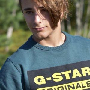 G-Star Sweat Neule Vihreä