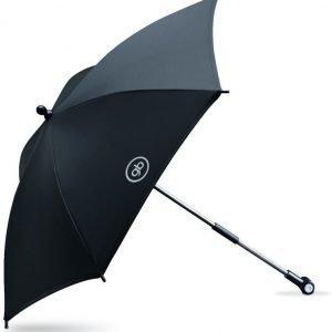 GB Päivänvarjo. Musta