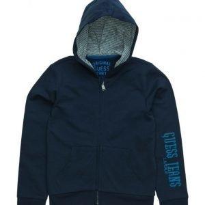 GUESS Ls Sweatshirt W/Hood