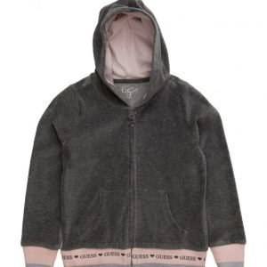 GUESS Ls Sweatshirt W/Zip