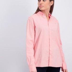 Gant Archive Oxford B.D Shirt Kauluspaita Vaaleanpunainen