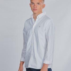 Gant Archive Oxford Bd Shirt Kauluspaita Valkoinen