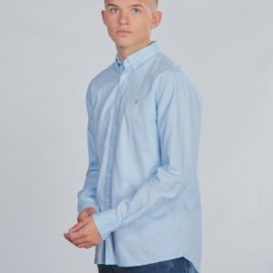 Gant D1. Archive Oxford B.D Shirt Kauluspaita Sininen