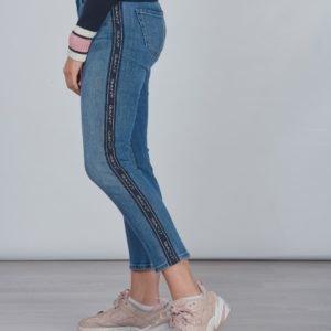 Gant D1. Gant Archive Stripe Jeans Farkut Sininen