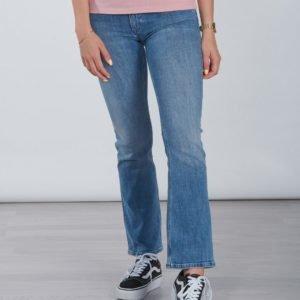 Gant Gant Flared Jeans Farkut Sininen