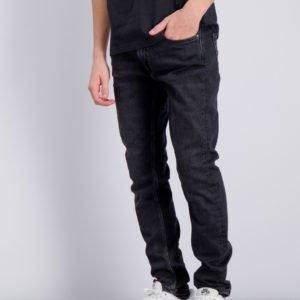 Gant Gant Slim Jeans Farkut Musta