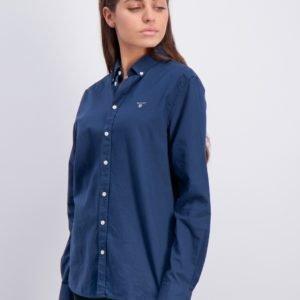Gant Tb. Archive Oxford B.D. Shirt Kauluspaita Sininen