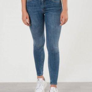 Gant Tg. Gant Skinny Jeans Farkut Sininen