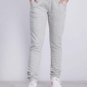 Gant The Original Sweat Pants Collegehousut Harmaa