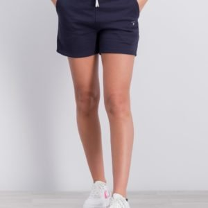 Gant The Original Sweat Shorts Shortsit Sininen