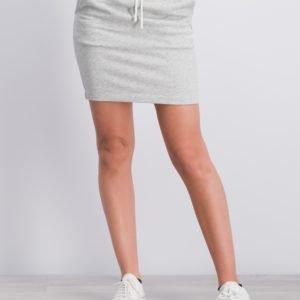Gant The Original Sweat Skirt Hame Harmaa