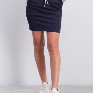Gant The Original Sweat Skirt Hame Sininen