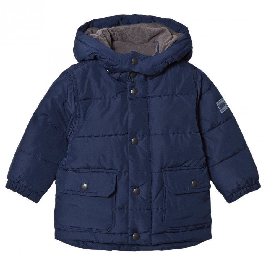 Gap 030056800 Warm Elysian Blue Toppatakki