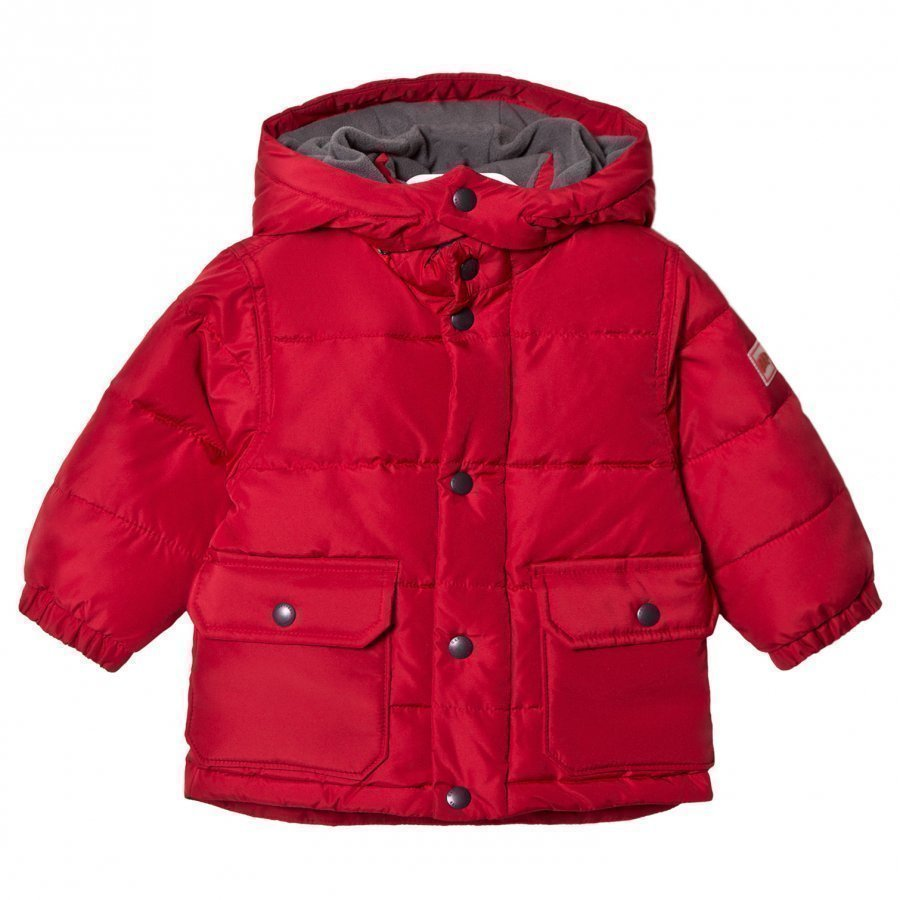Gap 030056800 Warm Red Apple Toppatakki