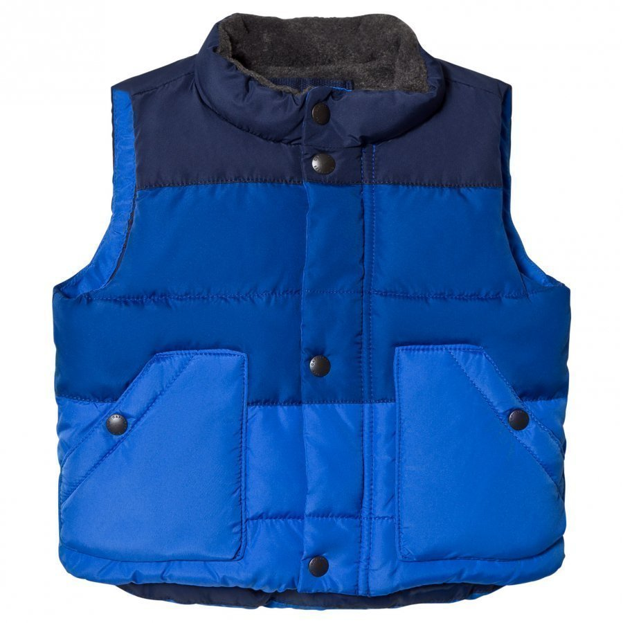 Gap 030057381 Warm Elysian Blue Toppatakki